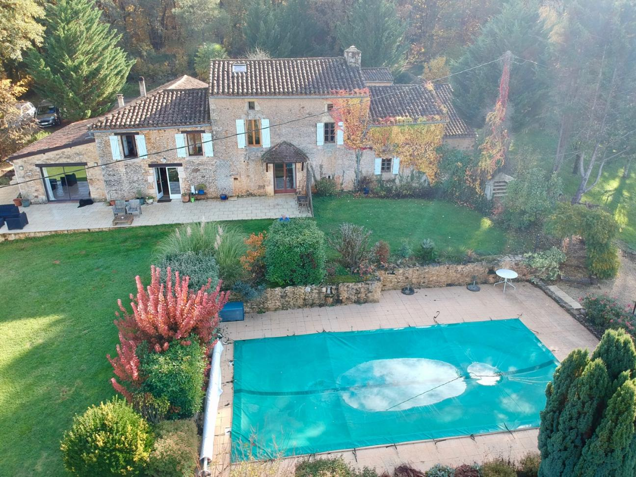 Droomhuis La House : Houses in the dordogne bouriane maisons find your dreamhouse